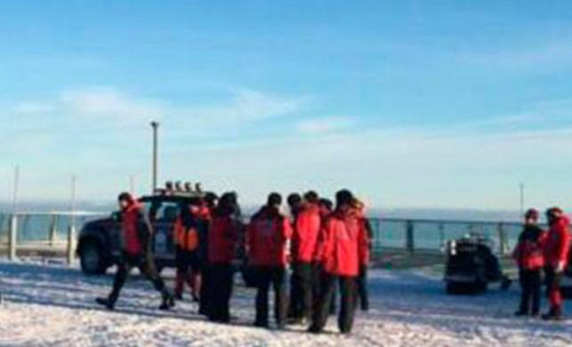 Uludağ'da zirve tırmanışı yapan 2 dağcı kayboldu