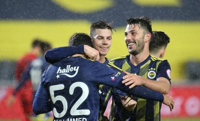 Fenerbahçe 4-0 İstanbulspor maç sonucu| Fenerbahçe İstanbulspor maç özeti