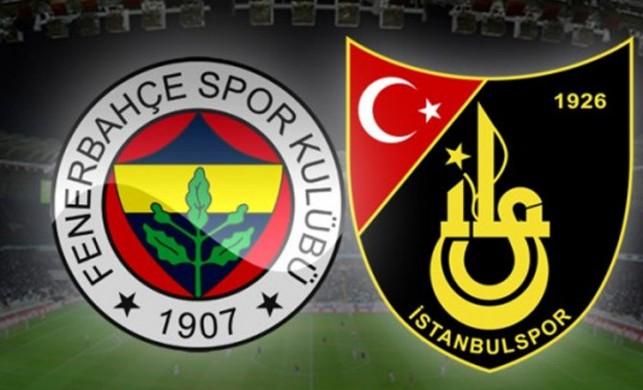 Fenerbahçe İstanbulspor ZTK maçı bu akşam saat kaçta hangi kanalda canlı izlenecek?