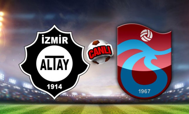 Altay Trabzonspor maçı saat kaçta? Altay Trabzonspor ZTK maçı hangi kanalda?