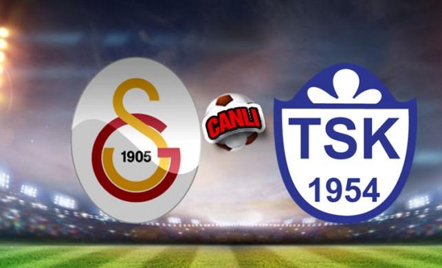 Galatasaray - Tuzlaspor maçı saat kaçta? Galatasaray Tuzlaspor kupa maçı hangi kanalda?