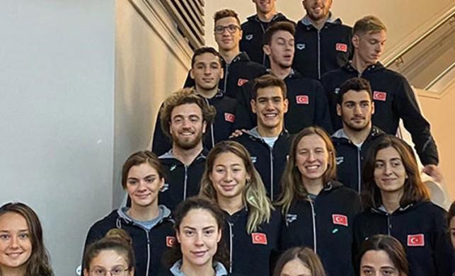 İskoçya'nın Glasgow kentinde düzenlenen Avrupa Kısa Kulvar Yüzme Şampiyonası başladı