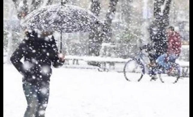 Meteoroloji'den 19 il için kritik uyarı! Kuvvetli sağanak ve kar yağışı geliyor