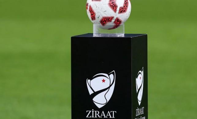 Ziraat Türkiye Kupası programı | 4 Aralık Çarşamba ZTK maçları