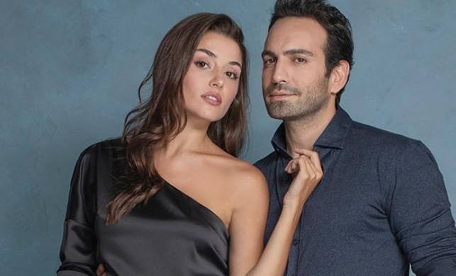 Hande Erçel ve Buğra Gülsoy'u buluşturan Azize dizisinin günü değişti