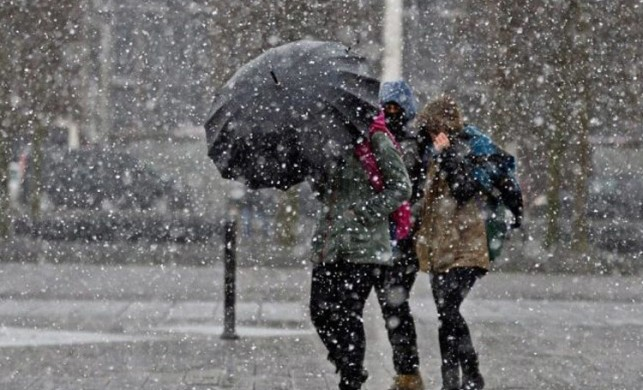 İstanbul'da hafta sonu hava nasıl olacak? Meteoroloji'den buzlanma ve don uyarısı!