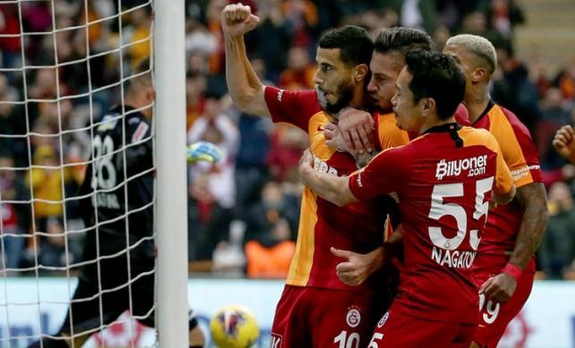 Galatasaray 1-0 Alanyaspor maç sonucu | Galatasaray - Alanyaspor maç özeti