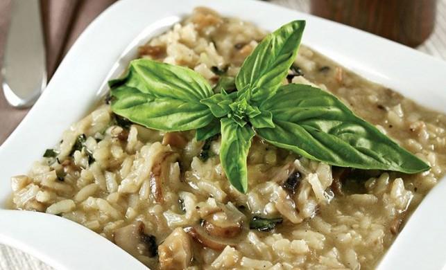 Mantarlı risotto nasıl yapılır? İşte 9 Aralık mantarlı risotto tarifi ve malzemeleri