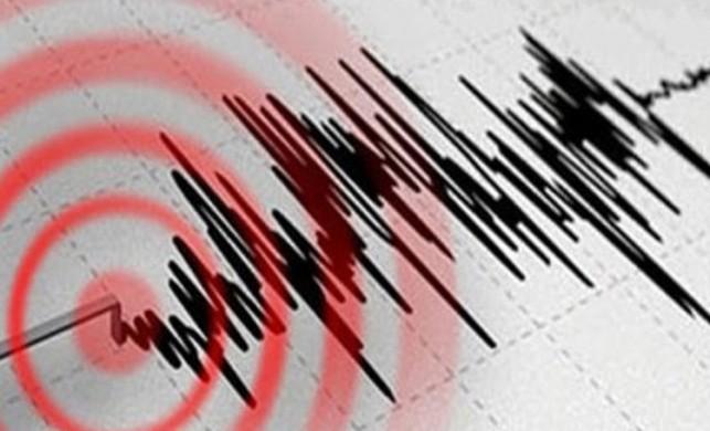 10 Aralık 2019 Balıkesir'de korkutan deprem!