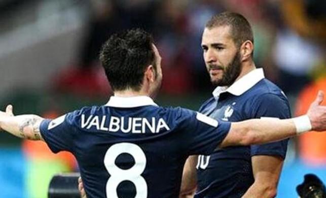 Benzema ve Valbuena arasındaki cinsel ilişki şantajı davasında flaş gelişme