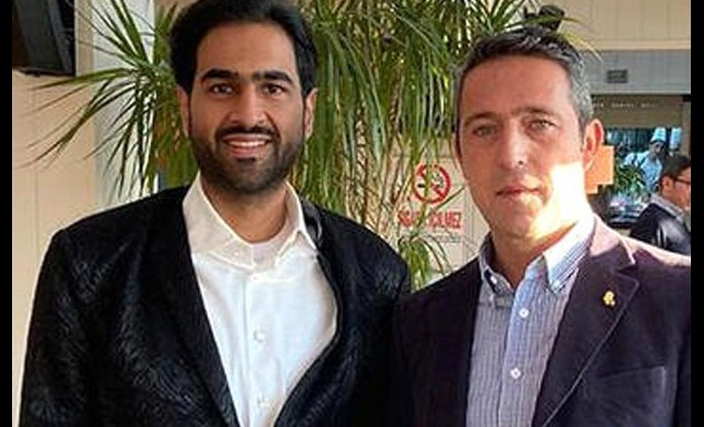 Ali Koç son taksidi İstanbul'da aldı ve Josef de Souza transferindeki tüm sorunlar çözüldü