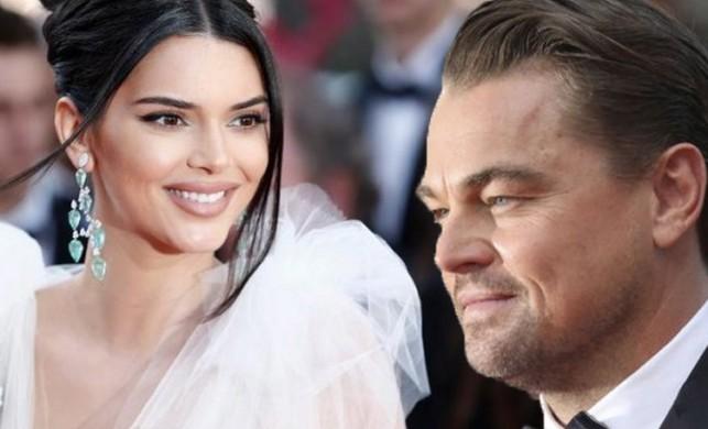 Kendall Jenner ile Leonardo Dicaprio aşk mı yaşıyor? Müthiş iddia...