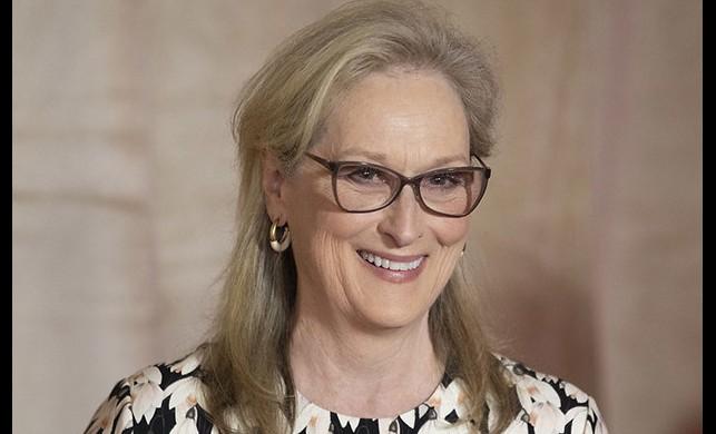 Meryl Streep, kendine ait Altın Küre rekorunu geliştirdi