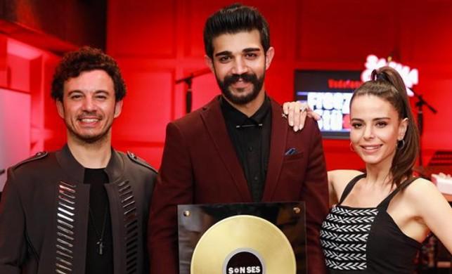 Vodafone FreeZone müzik yarışması birincisi Baran Sertkaya ilk single'ını çıkardı!