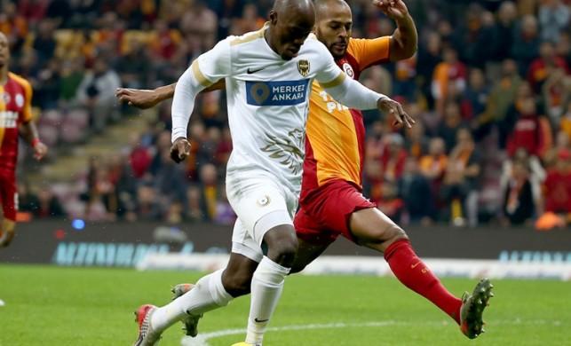 Galatasaray 2-2 Ankaragücü maç sonucu | Galatasaray - Ankaragücü maç özeti izle