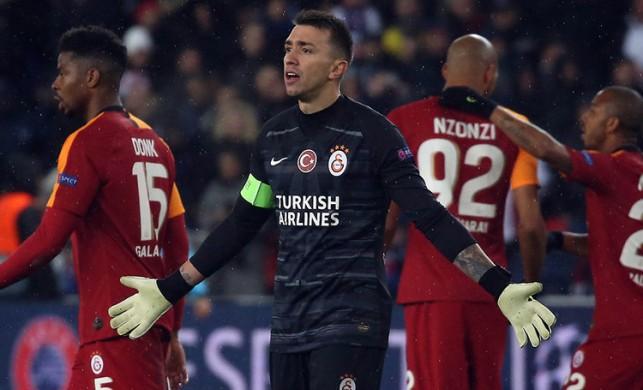 Galatasaray'ın MKE Ankaragücü ilk 11'i belli oldu!