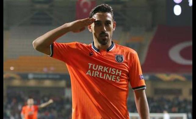 UEFA'dan Başakşehir Kulübü'ne 'asker selamı' nedeniyle kınama cezası