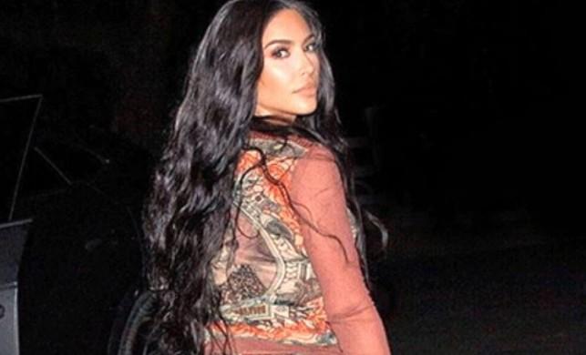 Kim Kardashian ve Kanye West, kızları North için açık artırmadan Michael Jackson ceketi aldı