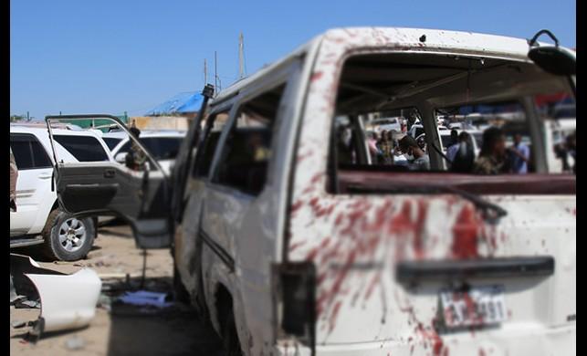 Son dakika... Somali'de bomba yüklü araçla saldırı! Ölenler arasında Türkler de var