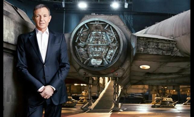 Disney CEO'su Bob Iger 'Star Wars'a yeni başlıyoruz' diyor!