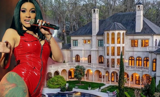 Cardi B 5.8 milyon dolarlık yeni ev satın aldı