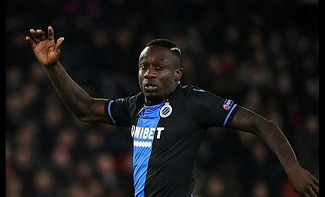 Club Brugge Mbaye Diagne'yi Katar kampına götürmedi!