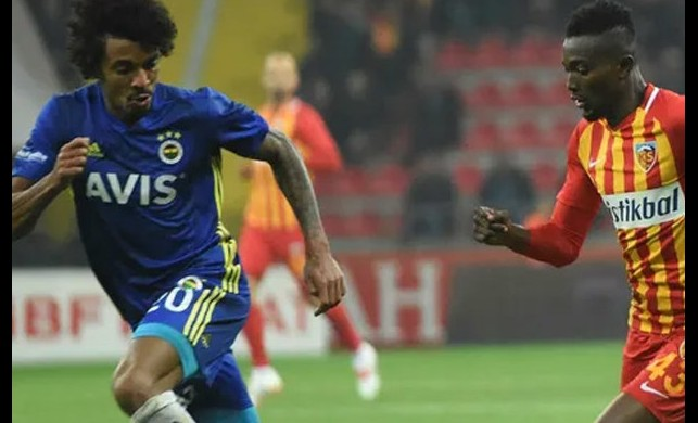 Kayserispor'dan adı Galatasaray ile anılan oyuncuları Mensah ile ilgili açıklama geldi