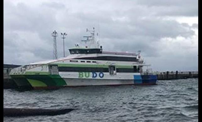 BUDO'nun pazartesi günü yapılacak tüm seferleri iptal edildi