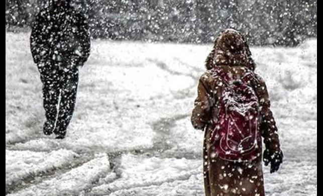 Lapa lapa kar yağacak... Yeni yılın ilk tatil haberi geldi!