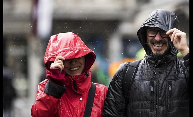 Meteoroloji'den İstanbul için uyarı! 'Dikkat yağış...'