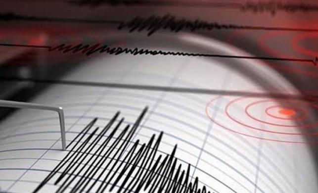 Ege Denizi'nde 4 büyüklüğünde deprem meydana geldi