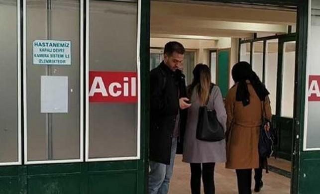 Elazığ'da 34 üniversiteli zehirlenme şüphesiyle hastaneye kaldırıldı