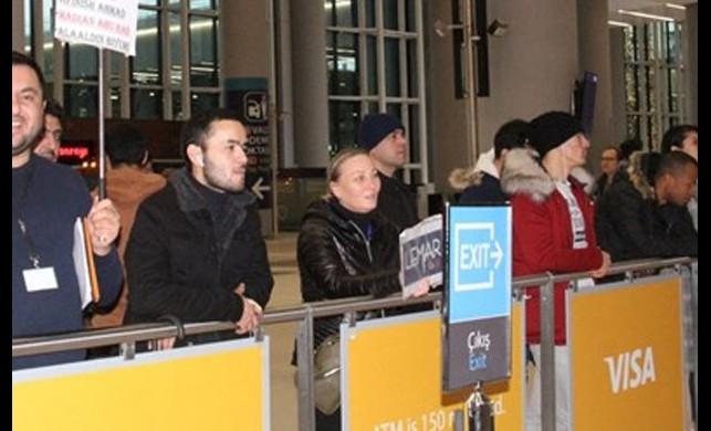 İstanbul Havalimanı'nda yolcu karşılama ücreti 4 euro mu olacak? İGA'dan iddialara yalanlama!