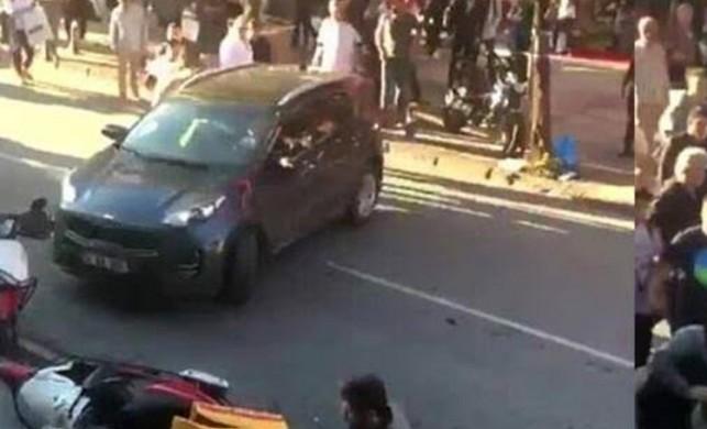 Kız arkadaşını dövüp arabasını vatandaşların üzerine sürmüştü! Görkem Sertaç Göçmen tahliye edildi