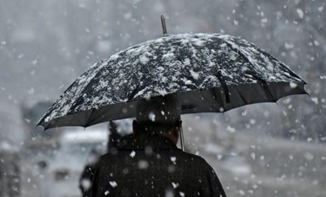 Meteoroloji'den son dakika hava durumu uyarısı! Yarın hava nasıl olacak, kar yağışı ne kadar sürecek?