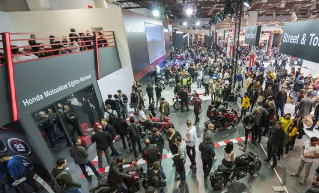 Motobike Istanbul 2020 için heyecan artıyor!