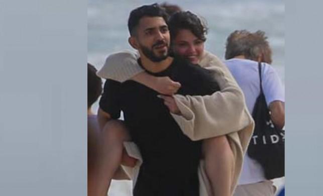 Selena Gomez'e 'Portekiz askeri' denilen deniz anası çarptı