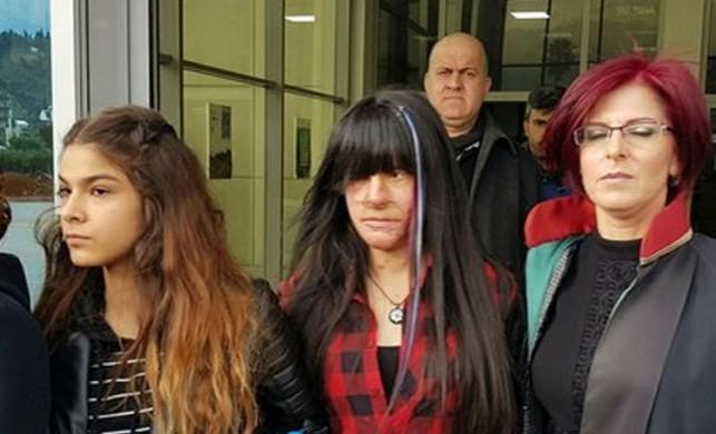 Berfin Özek'in yüzüne asit döken sanığa 12 yıl 18 ay hapis cezası verildi