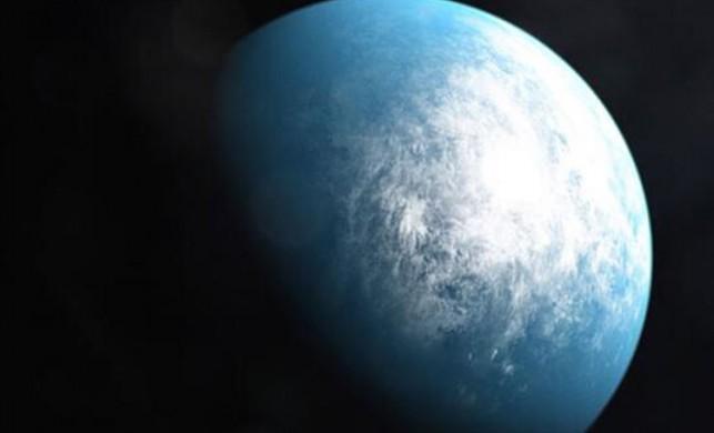 NASA yaşama elverişli bölgede gezegen keşfetti