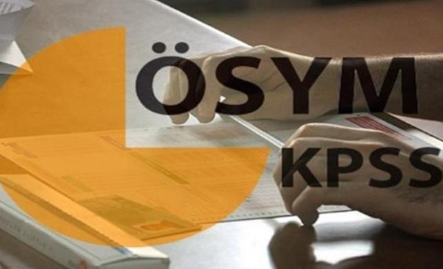 2020 KPSS başvuruları ne zaman başlayacak? İşte ÖSYM KPSS sınav ve başvuru takvimi