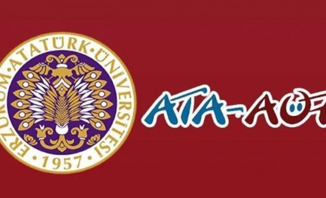 ATA AÖF final sınavı sonuçları açıklandı! ATA AÖF sonuçları sorgula