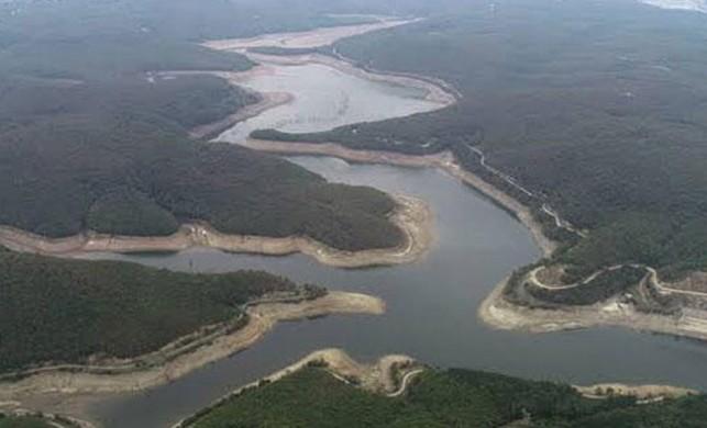 Barajlardaki doluluk oranı yüzde 10 arttı