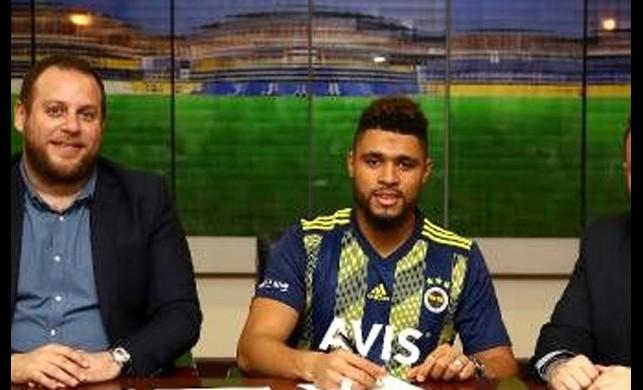 Fenerbahçe'den resmi transfer açıklaması geldi! Simon Fallette sezon sonuna kadar Fenerbahçe'de