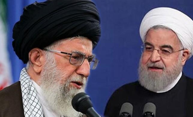 İran'ın ABD üslerini vurmasının ardından Ruhani ve Hamaney'den peş peşe açıklamalar