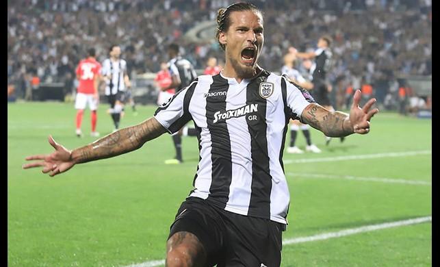 Beşiktaş, Aleksandar Prijovic ile prensip anlaşmasına vardı...