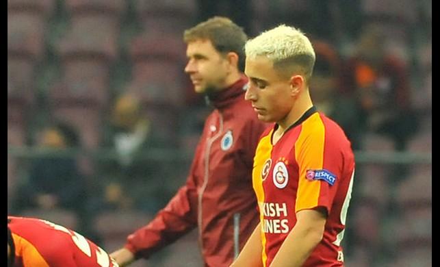 Galatasaray'da bekleneni veremeyen Emre Mor'in İngiltere'ye transfer olacağı iddia edildi