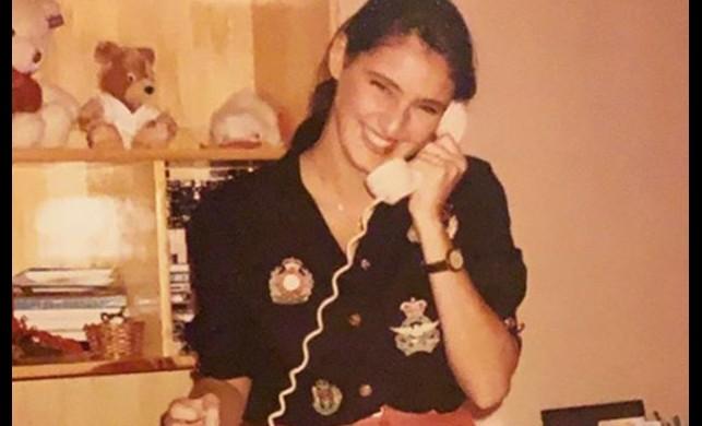 Pınar Altuğ güzellik yarışmasına katılmadan 2 yıl önceki halini paylaştı