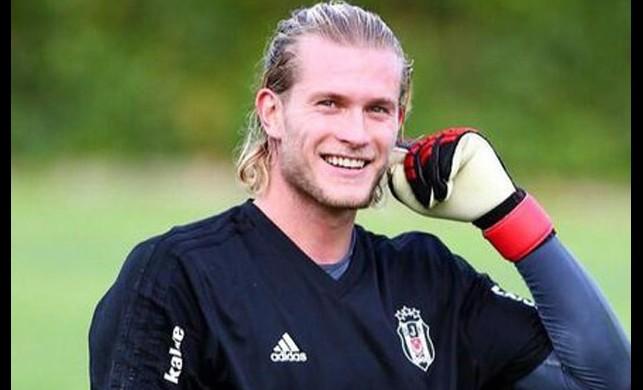 Beşiktaş'ın Alman kalecisi Karius kendi kalesine gol attı, taraftar çıldırdı