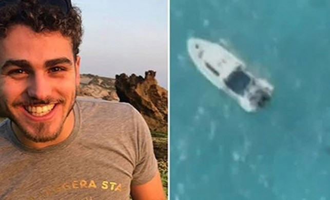Genç futbolcu Eric Birighitti köpekbalığı saldırısı sonucu öldü!