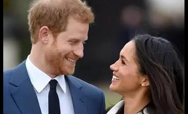 Kraliyet Ailesi'nden istifa eden Prens Harry ve Meghan Markle'a heykel şoku